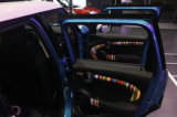 Cubierta protegida ULTRAVIOLETA material del kit de la puerta del estilo del arco iris del ABS a estrenar para Mini Cooper F55 (12PCS/Set)