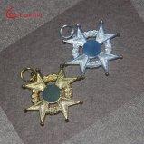 カスタム金属Glodかクラフトのギフトメダルを投げる銀によってめっきされるメダル