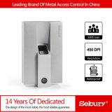 Control de acceso Spress de la huella digital del diseño del Anti-Vándalo del metal