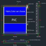 Rotolamento veloce del tessuto veloce ad alta velocità del PVC sul portello (HF-J66)
