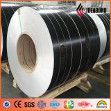 El color llano de Ideabond prepintó la bobina de aluminio (POLYESTER/PVDF)