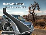 off-Road 4x4 Snorkel per Isuzu D-Max