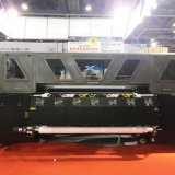 Impressora -1.8m quatro de Xuli DTG impressora de 5113 DTG da cabeça de impressão (3PL) com colagem da correia transportadora para a impressão de matéria têxtil de Digitas