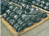 Exkavator-Fahrgestell zerteilt Träger-Rolle für Hitachi Ex200