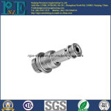 Tubes d'usinage CNC en acier inoxydable de précision