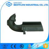 CNC kundenspezifisches Zeichnungs-Entwurfs-Aluminiumsand-Gussteil/Aluminium, das Ersatzteile druckgießt