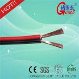 2 faisceaux OFC rouges et fil noir de haut-parleur pour le ce sonore d'Applian 227 IEC42