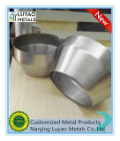 Aluminium, das für Maschinerie-Deckel spinnt