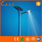 Réverbère solaire modulaire de Burried 90W DEL de batterie de gel