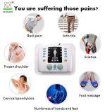 Massager eléctrico de la unidad del canal Tens/EMS del estímulo 4 del nervio