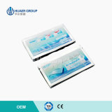 2017 Bamboo Charcoal Non Peroxide Charcoal Teeth Whitening Strips for Oral Care