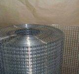 熱い浸された電流を通された10のゲージによって溶接される金網
