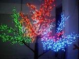 조경을%s 장식적인 LED 가벼운 인공적인 LED 나무
