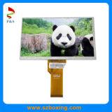 ¡Pantalla de 7 pulgadas TFT LCD, venta caliente!