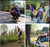 Mobilité de roue Individu-Équilibrant la planche à roulettes électrique
