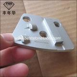 Блок диаманта PCD полируя для меля бетона