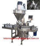 Máquina de rellenar inmediata dual automática de leche en polvo de los carriles 10-2000g
