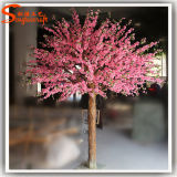 最もよい販売の結婚式の装飾のピンクの人工的な桜
