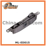 テラスのドアローラー(ML-ED015)を滑らせるステンレス鋼