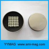 Rompecabezas mágico de la alta calidad Cubo magnético de Rubik de la bola