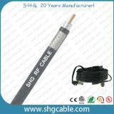 Câble coaxial 50 Ohms Rg8 de haute qualité