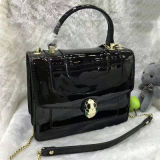 Sprung-Ansammlungs-Entwerfer-Handtaschen-echtes Leder-Dame-Schulter-Beutel Emg4586