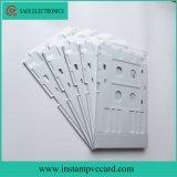 Белый принтер Epson R260 подноса карточки PVC пластмассы