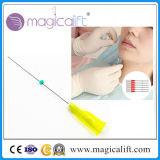 Linha estética médica da roda denteada de Pdo das propriedades da sutura