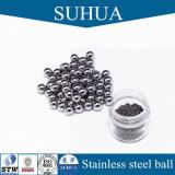 bolas de acero inoxidables G200 de la precisión de 3m m Ss 304