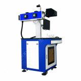 Cuir de CO2 Fiber Machine de marquage laser pour le bois