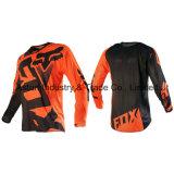 Nuova motociclo sublimato di sport dell'OEM maglietta che corre la Jersey (MAT53)