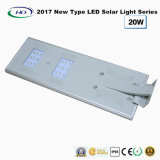 Neuer Typ 2017 einteiliges Solar-LED-Garten-Licht 20W