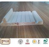 Porte en bois de pin de Radiata de qualité et châssis de fenêtre