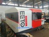 máquina de estaca de alta velocidade do laser da fibra 2000W para a estaca do metal