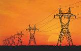 Trasmissione Tower&#160 di elettricità; per il progetto d'oltremare