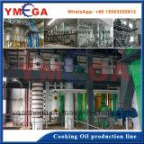 Construcción de fábrica del petróleo vegetal de Turquía de la fuente del fabricante de China