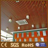 Vlakke eco-Houten Weerstand van de Brand van Eco van het Plafond Houten 40X55mm