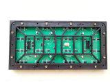 Alto brillo al aire libre P10 que hace publicidad del panel de visualización a todo color de LED