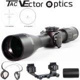 ベクトル光学Capricorn 4.5-14X44のハンチングのための控えめな30mm Monocular 1/10mil長い目の救助MPの戦術的な最初焦点面Riflescope