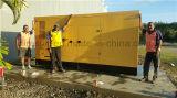 diesel van 40kVA~1100kVA de CCS Verklaarde Cummins Mariene Reeks van de Generator met Warmtewisselaar