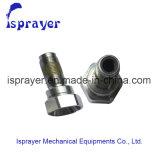 Válvula de Rod de pistón para el rociador de la pintura y el equipo privados de aire eléctricos del aerosol