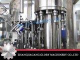 Автоматическое стекло/пластичные завалка бутылки и машина запечатывания винта