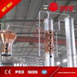 Equipo grande de la destilería de la calefacción de vapor del volumen para la venta