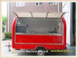 Ys-Fb200f modificó los carros del helado para requisitos particulares de la parada de la hamburguesa para la venta