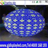 Va la visualización de LED lejana de la G-Tapa P 4.81