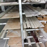 Haltbarer Aufbau Material-KURBELGEHÄUSE-BELÜFTUNG Marmordekoration-Zeile Produktionszweig