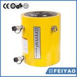 Двойной действующий гидровлический цилиндр используемый для тяжелого подъема машины с умеренной ценой (Fy-Rr)
