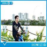 Buena calidad portátil plegable de dos ruedas de bicicleta eléctrica Scooter eléctrico