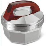 Edelstahl-Double-Deck Mittagessen-Kasten mit elegantem Entwurf