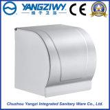 An der Wand befestigter hängender Papiertuch-Aluminiumhalter (YZ9701B)